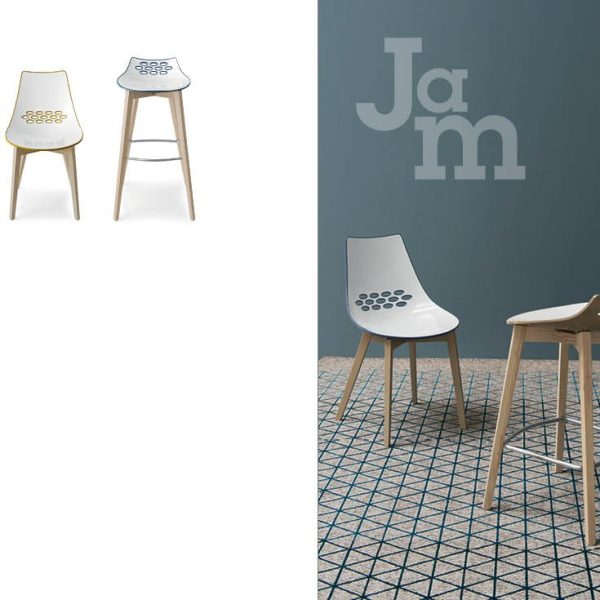 Jam Wood Chair