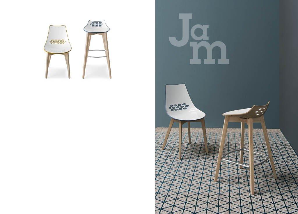 Jam Wood Chair