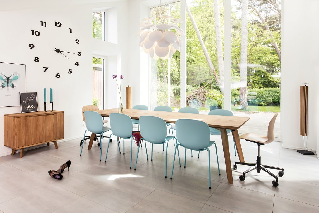 CH 318 spisebord | Møbelgalleriet Stavanger | Designmøbler