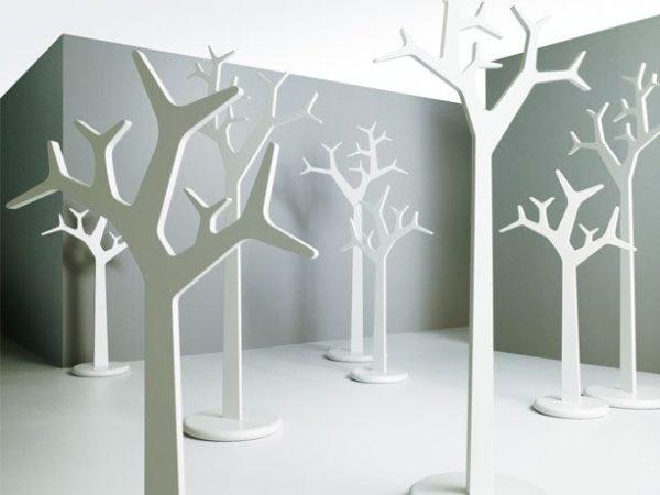 Tree Swedese hvit skog